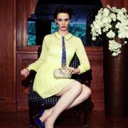 Bibisab's Pearl Blue Neckwear